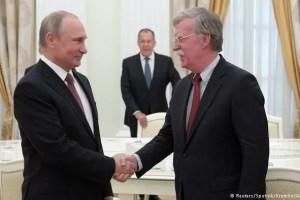 Trump y Putin acuerdan celebrar cumbre bilateral