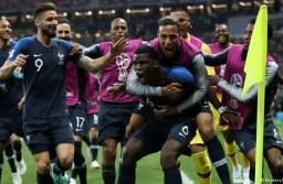 Francia derrota por 4-2 a Croacia en la final de Rusia 2018
