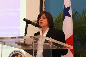 Eyda Varela de Chinchilla es designada como ministra de Economía y Finanzas encargada
