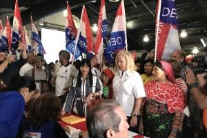 Pérez Balladares y Camilo Alleyne se postulan como precandidatos presidenciales