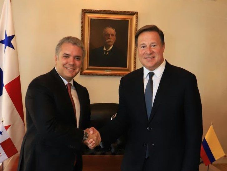 Colombia y Panamá firman acuerdo sobre el delito de trata de personas