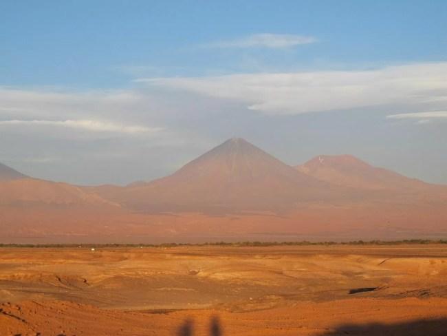 Las primeras lluvias en 500 años en el desierto más árido del mundo