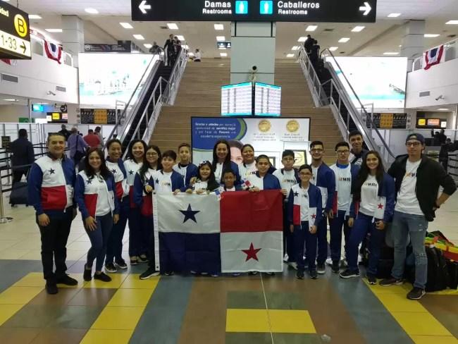 Delegación Panameña de Robótica viaja a Tailandia