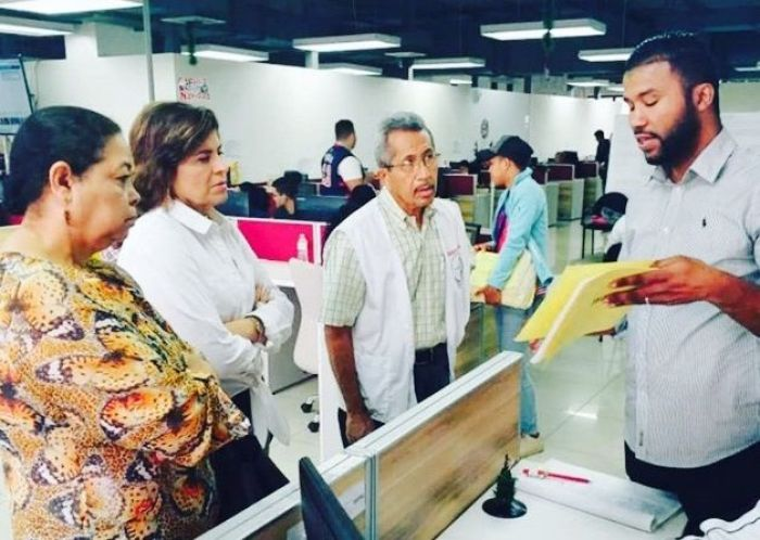 T.E. abre sus puertas a la Sociedad Civil y mantiene transparencia en el proceso de validación de firmas