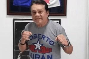 """El """"Cholo"""" Durán recuerda la legendaria pelea hace 30 años contra Barkley"""