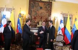 Presidente Varela rechaza el uso de fuerza contra el pueblo venezolano
