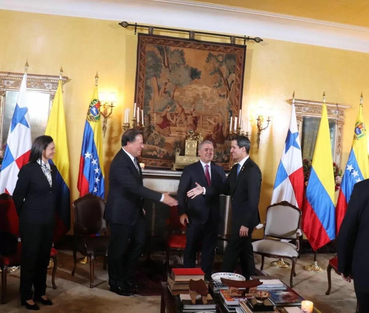 Presidente Varela rechaza el uso de fuerza contra el pueblo
