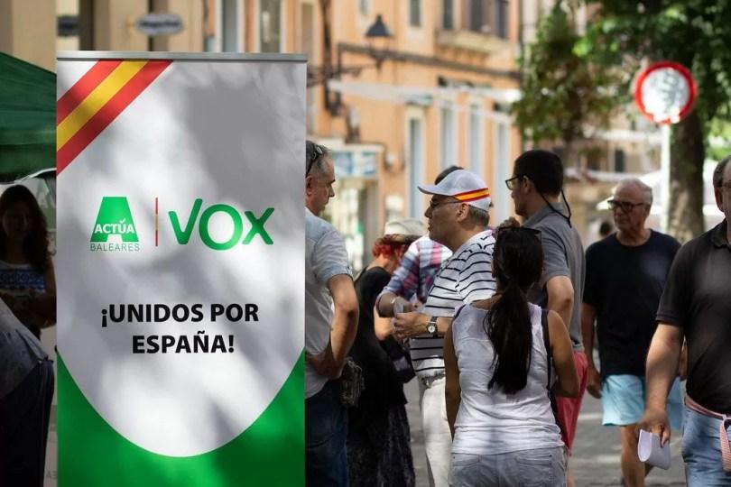 Partido Vox de España