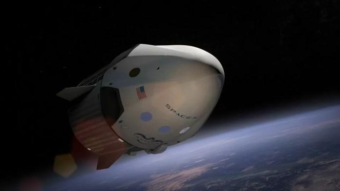 Cápsula de SpaceX se acopla con éxito a la Estación Espacial Internacional