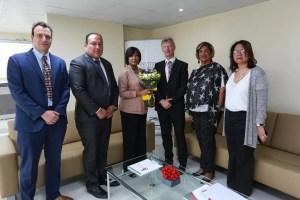 Unión Europea conmemora Día de la Mujer visitando el Inamu