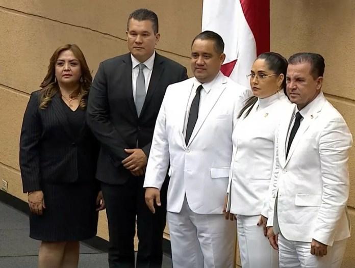 Junta Directiva de la Asamblea Nacional 2019-2020