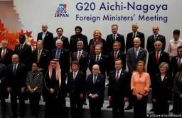 Tokio y Seúl hacen las paces en descafeinada reunión del G-20