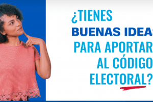 Ciudadanos podrán enviar propuestas sobre las Reformas Electorales vía Internet