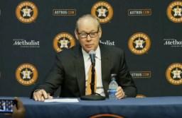 MLB sanciona a los Astros de Houston por robo de señas