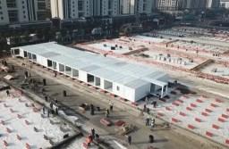 CHINA. Construcción de hospitales para pacientes con coronavirus estarán terminadas a tiempo