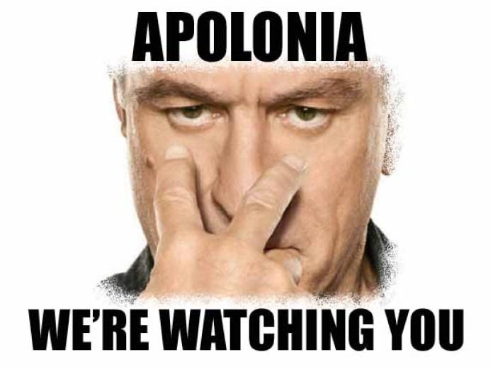 Apolonia-watching-you