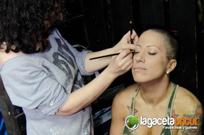 Gigi-maquillaje