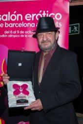 Jose María Ponce en los Premios Ninfa 2016 2