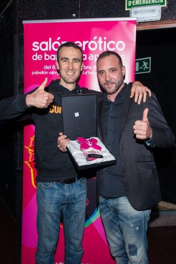 triunfadores en los Premios Ninfa 2016