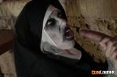 La Monja The Nun Cumlouder 11