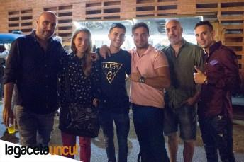 Pablo Ferrari, Jordi ENP, Nick Moreno, Raúl Lora y Jose Adiction en Salón Erótico de Barcelona 2018