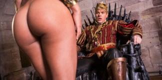 Juego de Tronos parodia porno