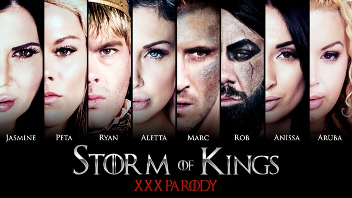 Storm Of Kings Brazzers