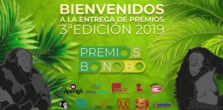Premios Bonobo cartel