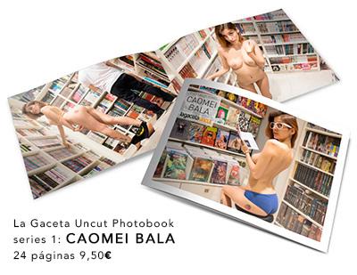 Photobook series La Gaceta Uncut - Caomei Bala