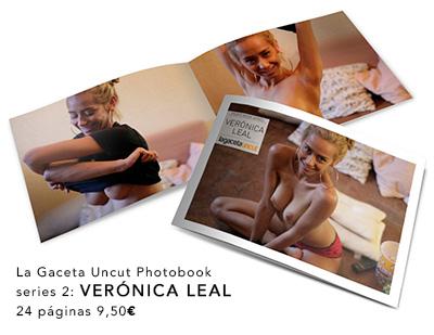 Photobook series La Gaceta Uncut - Veronica Leal