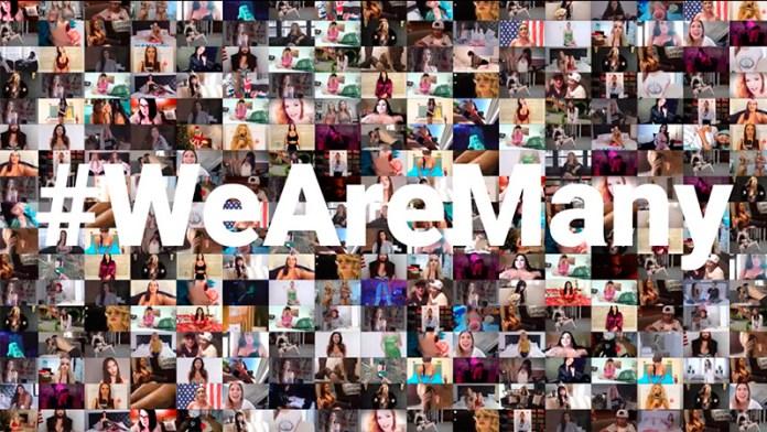 #WeaAreMany