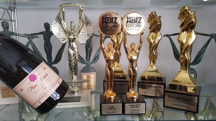XBIZ Europa Awards Dorcel