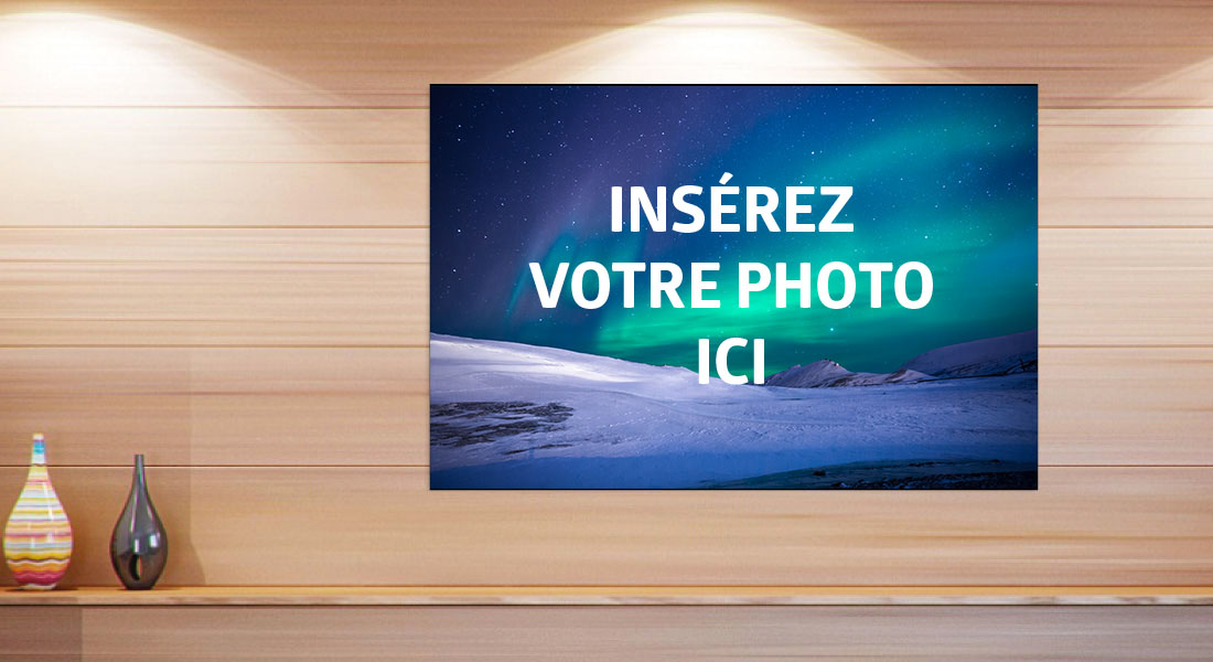 Ma photo 90 x 60 cm,sur Plexiglas ®