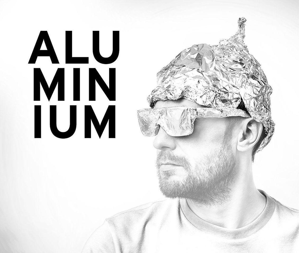 Gafas de aluminio