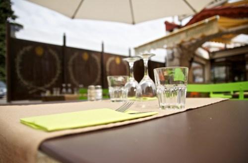 photo terrasse du Restaurant niçois la gaité nallino