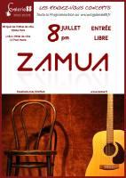 ZAMUA CONCERT GALERIE88