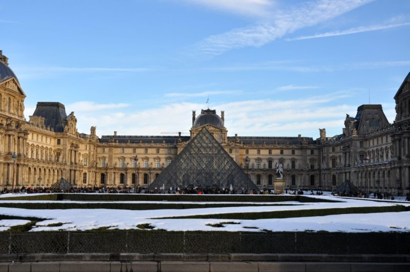 Musee du Louvre, Paris