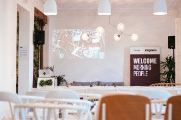 CreativeMornings/Madrid