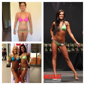 Jessica Sterns Bikini Athlete