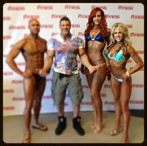 Bikini Contest Prep for Success