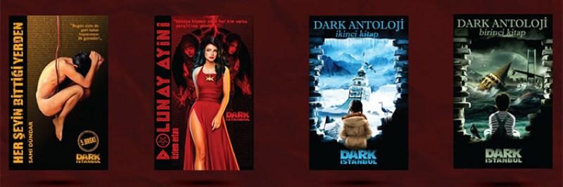 Dark İstanbul serisinin diğer kitapları