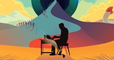 Dune Frank Herbert tarafından yazılmış ve bilimkurgu dünyasının en önemli eserlerinden biridir.