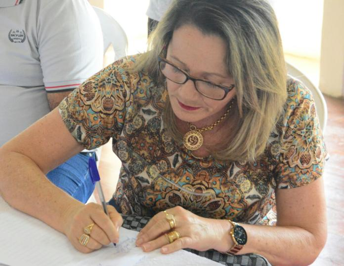 Prefeita de Monte Alegre, Marinez Silva Pereira Lino