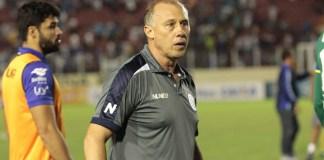 Ailton Silva deve ser confirmado nos próximos dias como técnico do Confiança para 2018 (Foto: Osmar Rios)