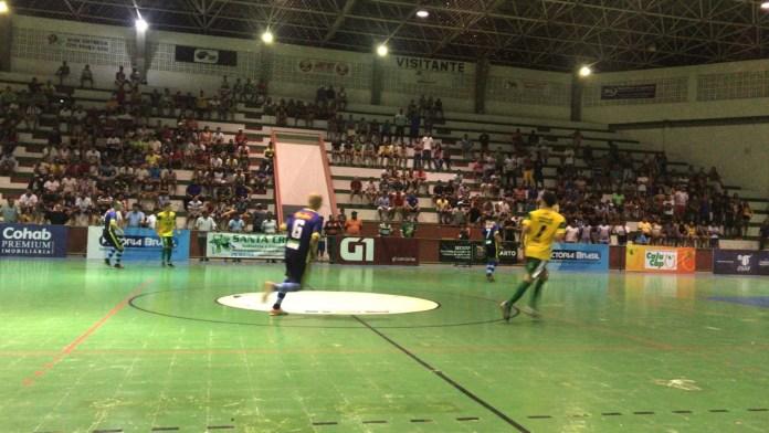 Lagarto vence e está na final da Copa TV Sergipe (Foto: Divulgação)