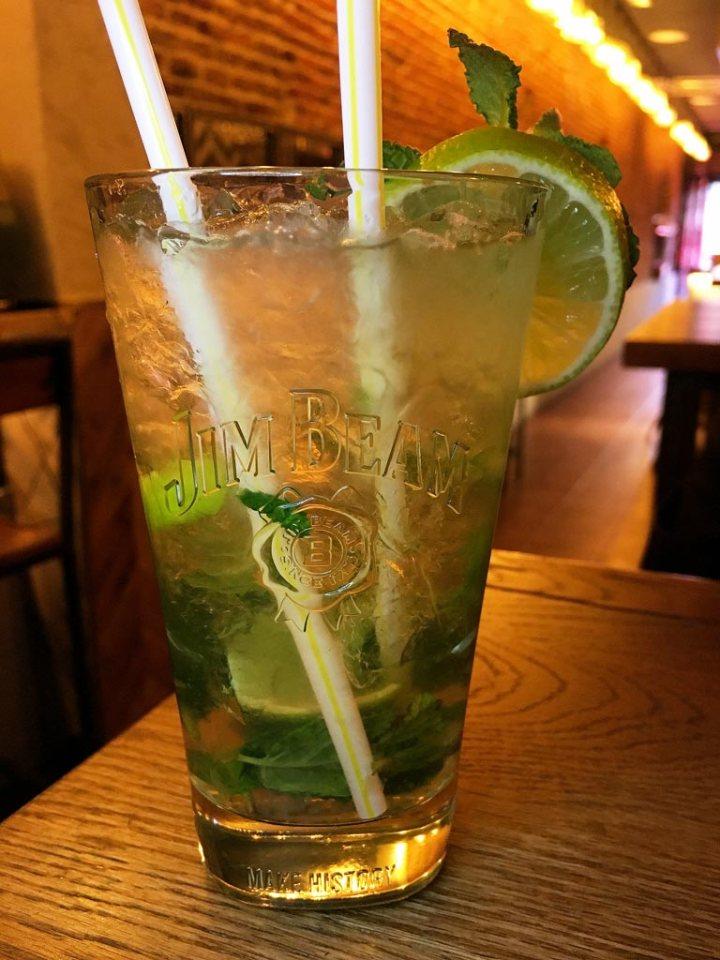 Santo Pecado Cocktail