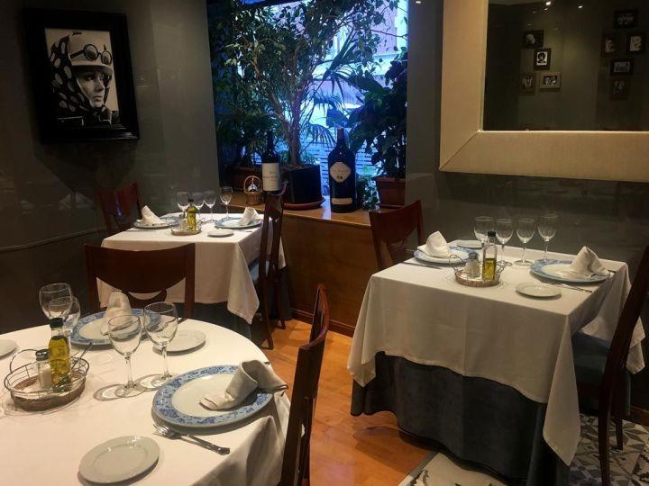 Sala Restaurante El Aliño