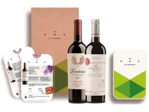 Regalar vino: The Box by BODEBOCA