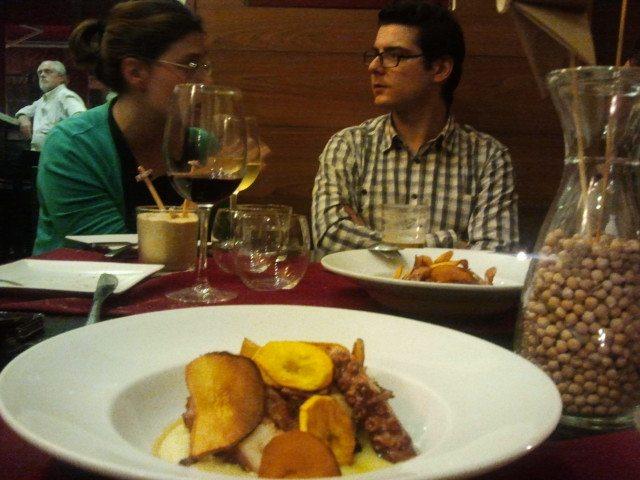 cenas restaurante