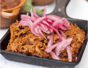 cochinita pibil, cocina mexicana